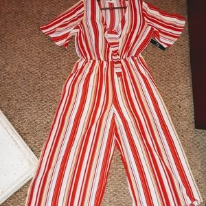 New York and Company  Jumpsuit size Med